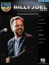 Keyboard Play Along Volume 13 - Billy Joel Hits + Cd - Pvg