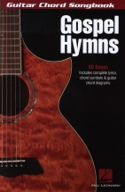 Guitar Chord Songbook Gospel Hymns - Lyrics And Chords