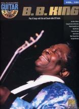 Guitar Play Along Vol.100 B.b. King + Cd