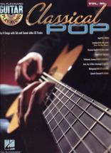 Guitar Play Along Vol.090 Classical Pop Tab + Cd