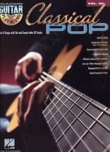 Guitar Play Along Vol.090 Classical Pop Tab + Cd