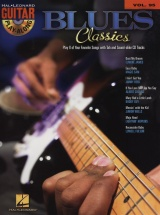 Guitar Play Along Volume 95 Blues Classics + Cd - Guitar Tab