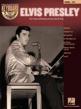 Keyboard Play-along Vol. 15 - Elvis Presley + Cd