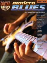 Guitar Play Along Volume 166 Modern Blues + Cd - Guitar