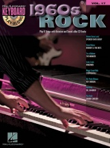 Keyboard Play-along Volume 17 - 1960s Rock - Piano Solo
