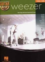 Guitar Play Along Vol.106 Weezer - Guitare
