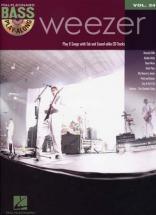 Bass Play Along Vol.24 Weezer + Cd - Basse Tab