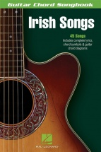 Guitar Chord Songbook Irish Songs - Guitar