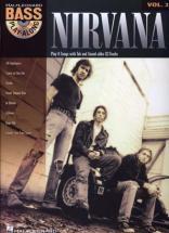 Nirvana - Bass Play Along Vol.25 + Cd - Guitar Tab