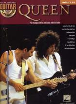 Guitar Play Along Vol.112 Queen Tab + Cd