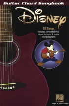 Disney Guitar Chord Songbook 6 X 9 Lyrics Chords And Diagrams- Lyrics And Chords