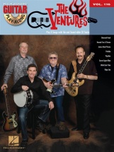 Guitar Play-along Volume 116 The Ventures Guitar + Cd - Guitar Tab