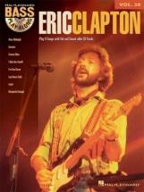 Eric Clapton -  Bass Play-along Vol.29