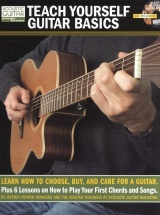 Teach Yourself Guitar Basics Learn To Choose Buy And Care For + Cd Tab - Guitar
