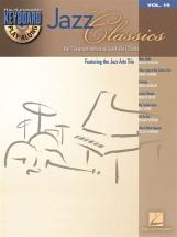 Keyboard Play-along Volume 19 - Jazz Classics - Keyboard