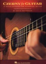 Czerny For Guitar - Guitar Tab