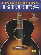 Fingerpicking Blues 15 Songs Arr For Solo Guitar - Guitar Tab