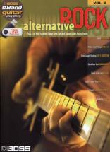 Boss Eband - Guitar Play Along Vol.2 - Alternative Rock + Usb  - Guitar Tab