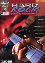 Boss Eband Guitar Play Along Vol.3 - Hard Rock + Usb - Guitar Tab