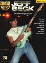 Guitar Play Along Volume 125 Beck Jeff Guitar + Cd - Guitar