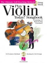 Play Violin Today! Songbook + Cd - Violin