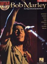 Guitar Play Along Marley Bob Vol.126 + Cd