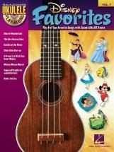 Ukulele Play Along Volume 7 Disney Favorites + Cd - Ukulele
