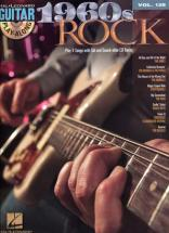 Guitar Play Along Vol.128 - 1960's Rock + Cd - Guitar Tab