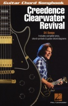Credence Clearwater Revival - Guitar Chord Songbook - Lyrics And Chords