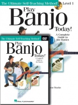 Play Banjo Today! Beginners Pack Level 1 + Cd/dvd - Banjo