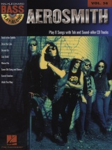 Bass Play Along Volume 36 Aerosmith Bass Guitar + Cd - Bass Guitar Tab
