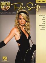 Guitar Play Along Volume 133 - Swift Taylor + Cd - Guitar