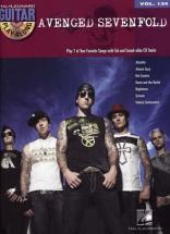 Guitar Play Along Vol.134 Avenged Sevenfold + Cd
