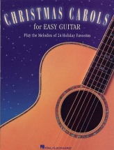 Christmas Carols For Easy Guitar - Guitar