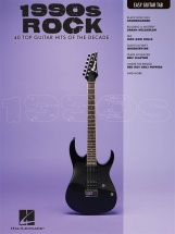 1990s Rock Easy Guitar With Notes And Tab - Guitar Tab