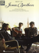 Best Of Jonas Brothers Easy Guitar With - Guitar Tab