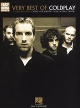 Coldplay Very Best Of Easy - Guitar Tab