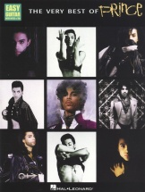 Prince - The Very Best Of Easy Guitar With Notes And - Guitar Tab