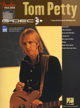 Guitar Play Along Fender G-dec Petty Tom Bk/sd Card - Guitar Tab