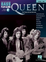 Bass Play Along Vol.39 - Queen