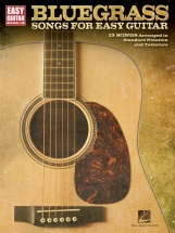 Bluegrass Songs For Easy Guitar - Guitar