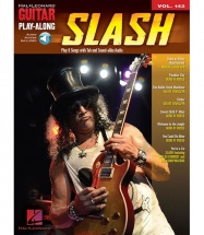 Guitar Play Along Volume 143 - Slash - Guitar + Audio