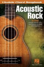 Acoustic Rock Ukulele Chord Songbook - Ukulele