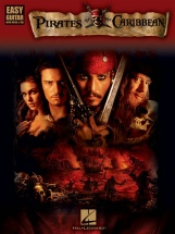 Pirates Of The Caribbean For Easy Guitar With - Guitar Tab