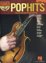 Mandolin Play Along Volume 3 Pop Hits Mand + Cd - Mandolin