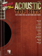 Easy Guitar Play Along Volume 2 Acoustic Top Hits + Cd - Guitar Tab