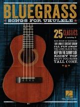 Bluegrass Songs For Ukulele - Ukulele