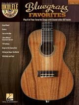 Ukulele Play Along Volume 12 Bluegrass Favorites + Cd - Ukulele