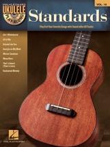 Ukulele Play Along Volume 16 Standards + Cd - Ukulele