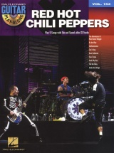 Guitar Play Along Volume 153 - Red Hot Chili Peppers + Cd - Guitar